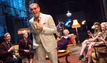 Pierce Brosnan playing Daemon